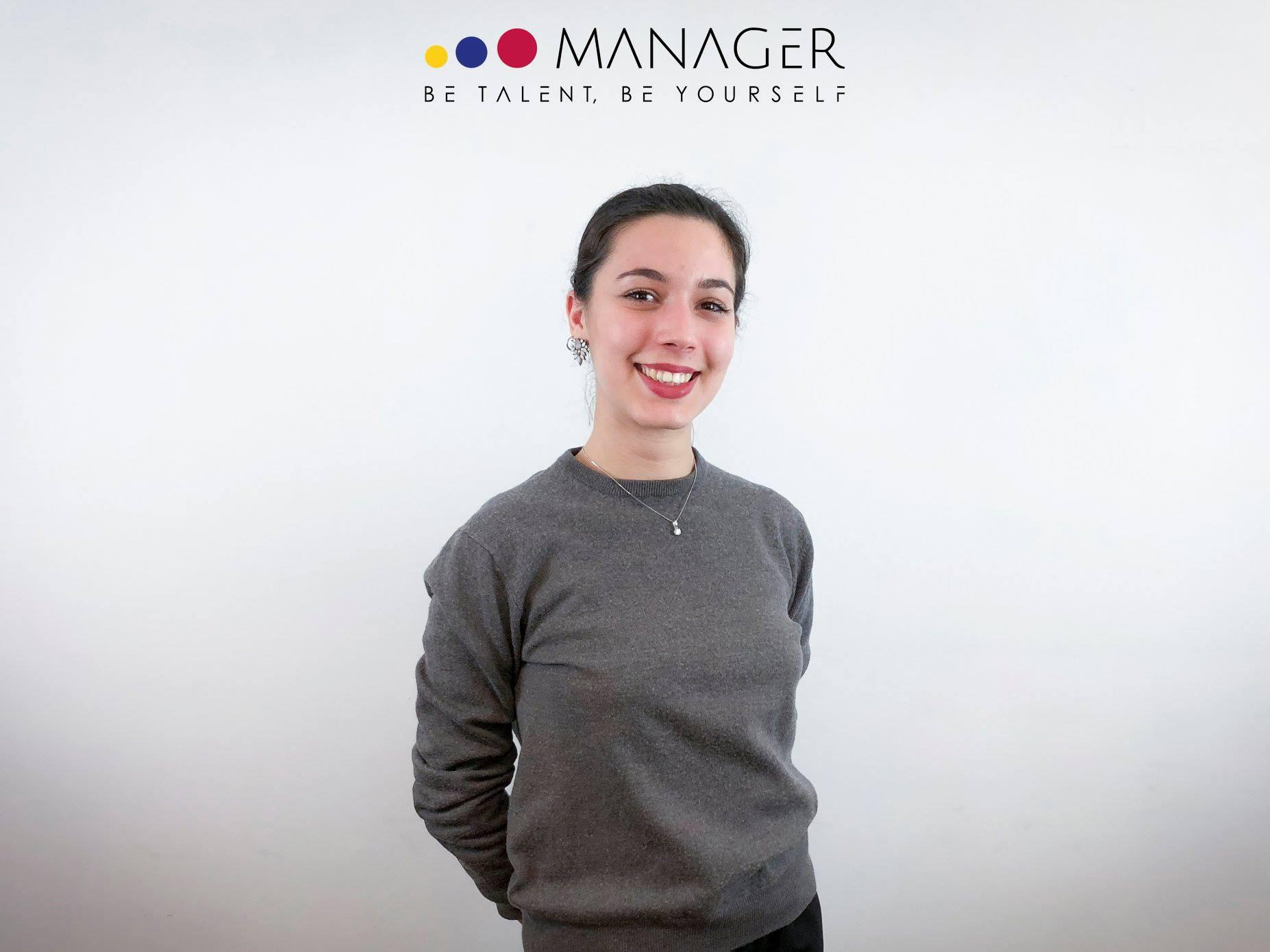 Intervista Giulia Manager