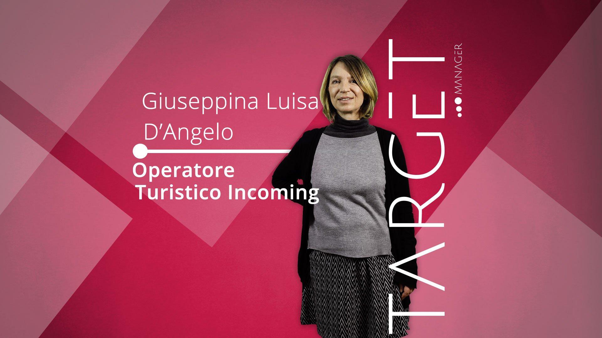 target giuseppina Luisa d'angelo
